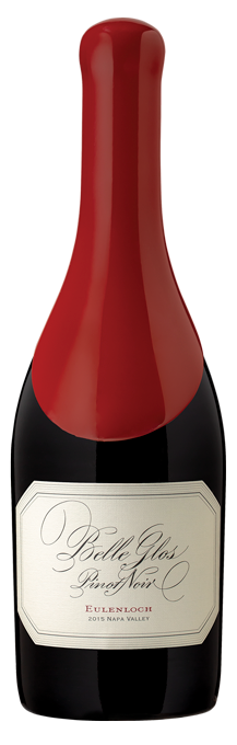 Belle Glos Eulenloch Pinot Noir bottle shot